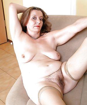 Amateur Mature Granny