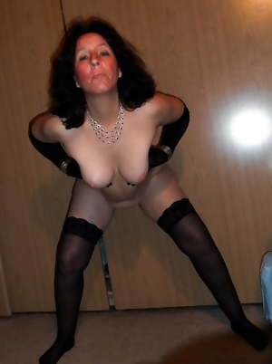 Mature amateur slaves
