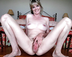 Matures with Huge Pussies