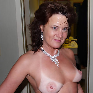 Sexy over fifty years slut