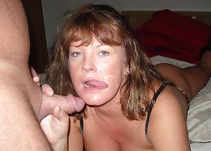 She is dying for some young cock and the students are perfect for her old holes