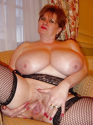 She pleasures their dicks like a mom