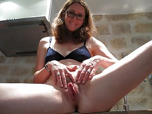She proves a slut for young cock