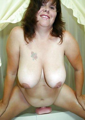 Sizzling hot mom redhead having sex