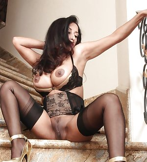 Horny Matures In Stockings 53