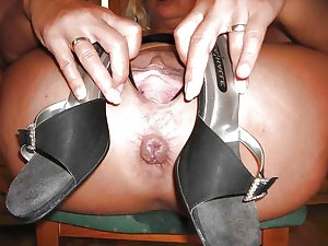 Amateur Mature Slut Open Holes by DarKKo