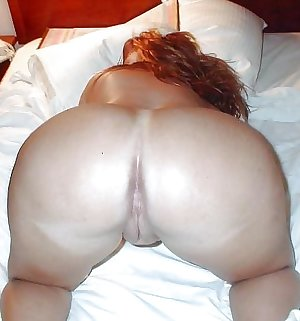 Old fat mature mom - Bubble Butt - BBW