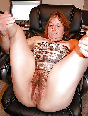 Hairy Matures! Amateur Mixed!