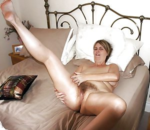 mature naked and hairy pussy