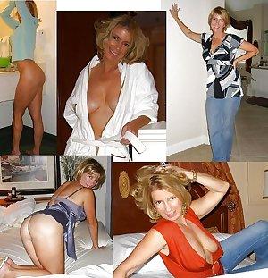 Dressed undressed MILF part 3