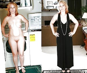 milf and mature dressed and undressed 5