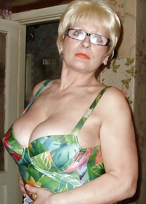 My busty granny friend