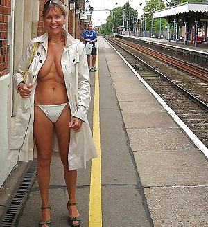 Only the best amateur mature ladies wearing white panties 3.
