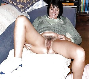 Beautiful hairy mature and milf ready for cock 2