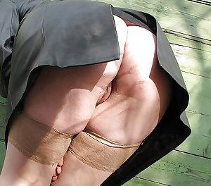 Milfs in stockings