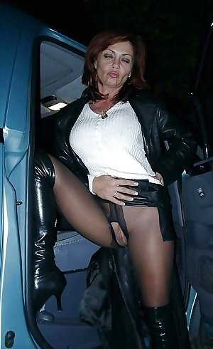 Only the best amateur mature ladies wearing pantyhose 16.