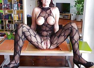 Beautiful and sexy mature Lady