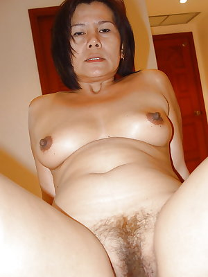 Exotic Asian Mature Beauties