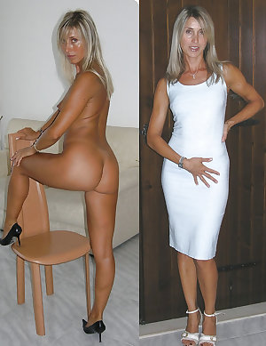 DRESSED & UNDRESSED (MILFS) - REPOST THEM!