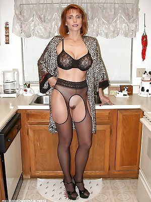 Only the best amateur mature ladies wearing PH 4.