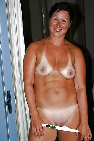 Amateurs With Tan Lines