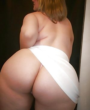 Best Big Butt in The World - BBW Milf Ass