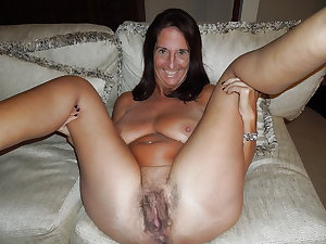 Matures of all shapes and sizes hairy and shaved 396