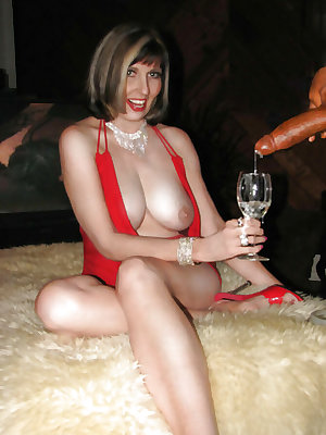 Married  whore Julie, pimped out by hubby to black cocks