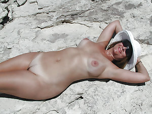 Mature wives and moms exposed and used