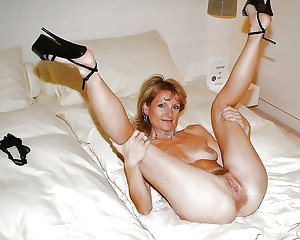 your mom spreading her legs and showing her pussy 2