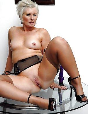Hairy mature 6 - Saggy tits, boobs