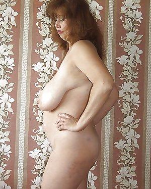 Mature BBW with big boobs