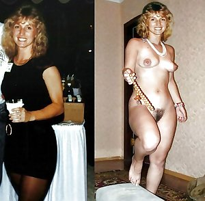 Mature moms and wives posing nude and being used