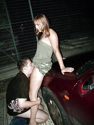 SEXY CAR PARK PUBLIC FUCKING GROUPS MATURE MILF