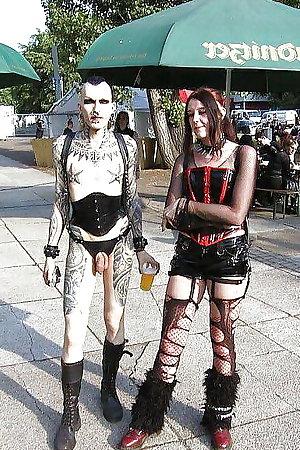 nudist couple