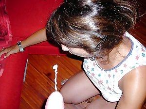 Amateur mature housewives milf