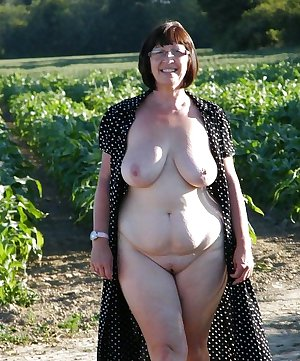 Curvy wide hips