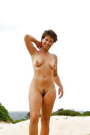 mature moms and wives posing and being used